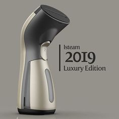 Luxury Edition Steamer Technology Powerful Multi Use Clothes Wrinkle Remover- Clean- Sterilize- Sanitize- Refresh- Treat- Defrost. for GarmentHomeKitchenBathroomCarFaceTravel Iron Steamer, Fabric Steamer, Clothes Steamer, How To Iron Clothes, Thing 1, Wrinkle Remover, In This World, Household, Cleaning