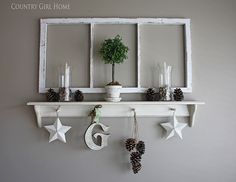 ok, I know it's nuts, but I LOVE the shabby chic thing. Even if you make it yourself, I love how it lends character!