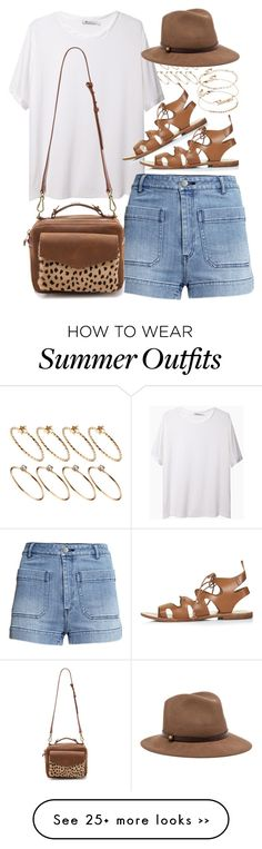 """Outfit for summer"" by ferned on Polyvore"