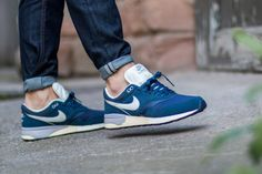 Midnight Navy Covers The Nike Air Odyssey