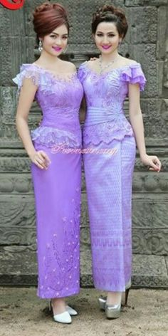 Khmer Traditional Clothes Khmer Fashion Pinterest