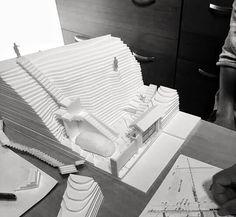 un projet au stade de la conception a Yokohama  .  architect : ?