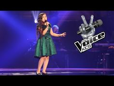 Anna – It's A Man's Man's Man's World | The Voice Kids 2017 | The Blind Auditions - YouTube