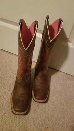 Womens Ariat Windermere Waterproof Long Boots Chocolate