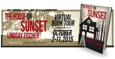 Book Review: The House on Sunset by Lindsay Fischer #domesticviolence #dvam #domesticviolenceawarenessmonth #bookreview