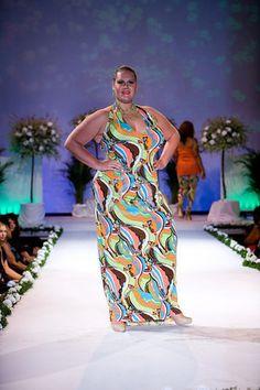 Full Figured Fashion Week™ Finale: Eyani Couture - Full Figure Plus http://www.eyanicouture.com/