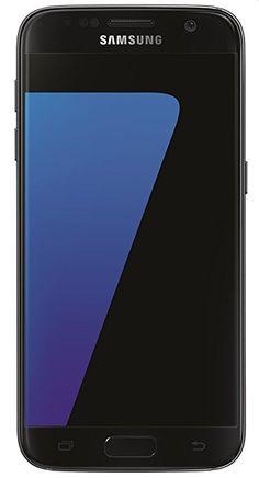 Samsung Galaxy S7 Smartphone (5,1 Zoll (12,9 cm) Touch-Display, 32GB interner Speicher, Android OS) schwarz