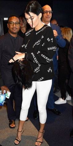 Kendall Jenner ay the can't stop, won't stop: A bad boy story' film premiere un LA