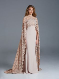 Gown for a Goddess by Paolo Sebastian Couture Spring/Summer 2015/16