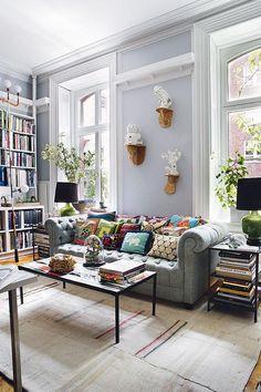 DECO: CHESTERFIELD | Decorar tu casa es facilisimo.com