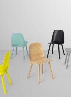 Nerd #Chair by David Geckeler for #Muuto