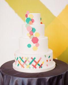 Summer Wedding Cakes We're Sweet On | Martha Stewart Weddings