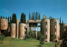 Ricardo Bofil. The Factory