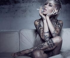 Tattoo Photography by Jake Raynor | Cuded