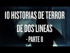 10 Historias de terror de dos líneas (Parte 8) - YouTube