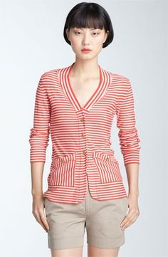 healther stripe cardigan ++ marc by marc jacobs