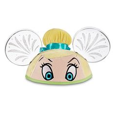 I just flipped over this! How freaking cute are these Tinkerbell ears?!?! I wonder if Disney world is gonna have the Jack Skelington ones!