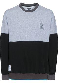 Neff Explorer - titus-shop.com  #Sweatshirt #MenClothing #titus #titusskateshop