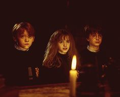 The Trio faces Professor McGonagall - from Harry Potter and the Sorcerer's Stone