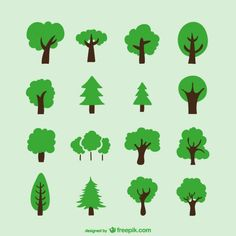 Hand drawn trees  - Freepik.com-Trees-pin-42