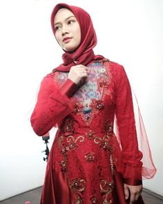 Red dress by 💋 Sony, High Neck Dress, Red, Instagram, Dresses, Fashion, Turtleneck Dress, Gowns, Moda