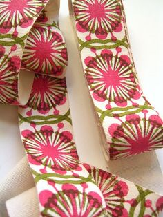 Beautiful block print tapes to be found in this shop! @J E Breytenbach