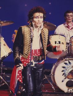"""But now, after 17 years in the musical wilderness battling crippling mental health problems and personal demons, Adam Ant is back – with a new single, album, worldwide tour and film documentary...""""I made the choice to talk about my bipolar disorder because there is still a lot of stigma and shame out there about mental illness, and people need to learn more."""""""