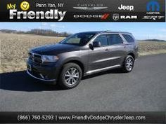 Used Vehicles | Friendly Dodge Chrysler Jeep | Penn Yan, NY