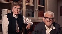 Guess Who's Coming to dinner - Katherine Hepburn, Spencer Tracy. - EUA 1967