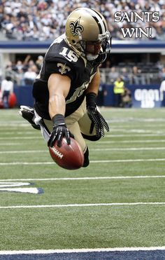 SAINTS WIN! Garrett Hartley boots a 20-yd FG in overtime to give the Saints a 34-31 win over the Cowboys!