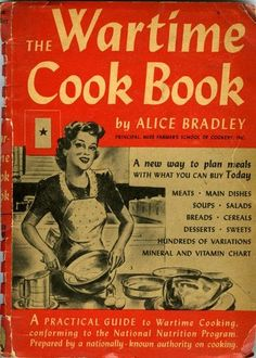The Wartime Cook Book, 1942.