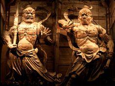 運慶一門《金剛力士像》1203 東大寺南大門