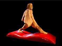 AREL-ARTE: FRANCISCO LEIRO Antelope Canyon, Sculpture, Stones, Google, Sculptures, Exhibitions, Pintura, Art, Rocks