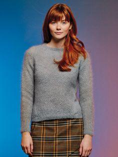 Rowan Knitting & Crochet Magazine 56 designed by Vibe Ulrik, using the…
