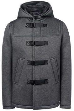 NEIL BARRETT Mid-length jacket