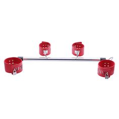 ==> [Free Shipping] Buy Best BDSM Toys Stainless Steel Adjustable Spreader Bar Bondage Set Unisex Sex Slave Handcuffs Ankle Cuffs Fetish Restraints Shackles Online with LOWEST Price | 32790463665