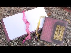 How about a tiny journal book from leftover paper?   Thefrugalcrafter's Weblog