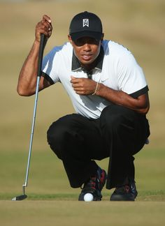 Tiger Woods - 142nd Open Championship: Round 1