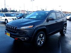 2014 Jeep Cherokee Limited 3.2L v6 4WD