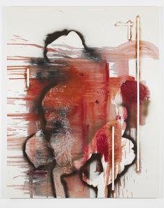ELIZABETH NEEL http://www.widewalls.ch/artist/elizabeth-neel/ #abstractart #abstractexpressionism #assemblageart #painting #sculpture
