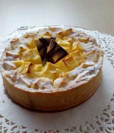 Apple Recipes Easy, Baking Recipes, Cake Recipes, Pie Cake, Pastry Cake, Savory Snacks, Eat Dessert First, Health Desserts, Sweet Desserts