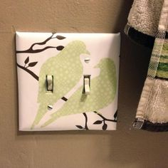 20 Creative Ways To Decorate Your Light Switches