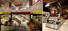 Longo's Maple Leaf Square in Toronto, Ontario   Retail Design by Watt International
