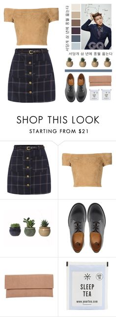 """""""Monthly Life Update"""" by bluebirdi ❤ liked on Polyvore featuring Alice + Olivia, Dr. Martens and Lori's Shoes"""