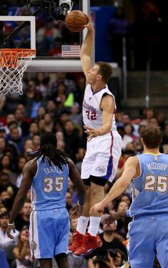 LA Clippers Basketball - Clippers Photos - ESPN. Blake GriffinLos Angeles  ClippersEspnNba ... b2a08c8fd