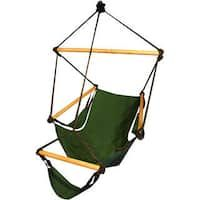 Shop International Caravan Sun Ray Iron Porch Swing - Free Shipping Today - Overstock - 2683667