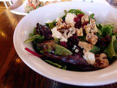 Baby Red Oak Salad  Blue Inc.  Boston MA USA