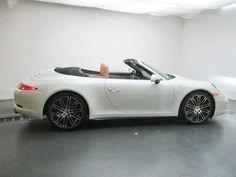 2016 Porsche 911 Carrera 4S Cabriolet White   Columbus, Ohio   Byers Imports