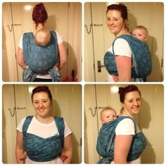 BWCC w/sweetheart, back wrap cross carry with sweetheart neckline, is not a carry I'd done before. I've seen pictures before & thought the sweetheart neckline is an attractive finish but never ...