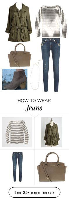 """Olive anorak